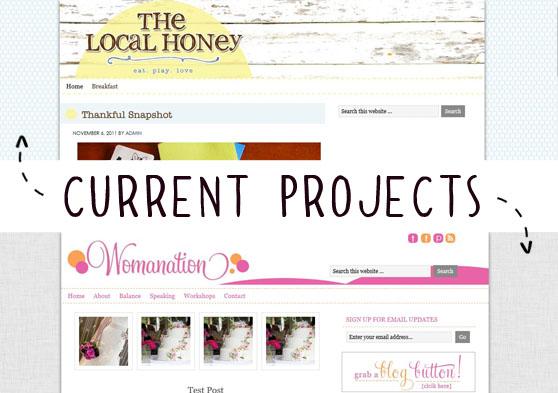 Custom Blog Design Update