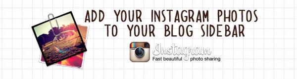 Instagram Tutorial & Giveaway Info