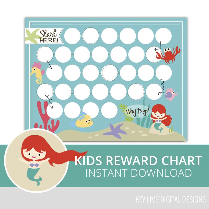 Kids Reward Charts
