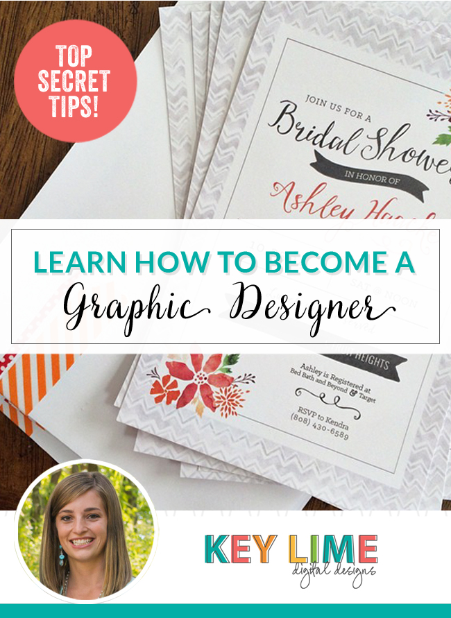 Quick Start Guide to Becoming A Graphic Designer