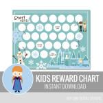 Snow Princess Chart