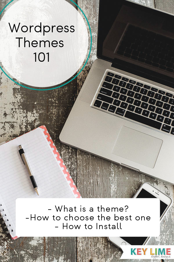 WordPress Themes 101