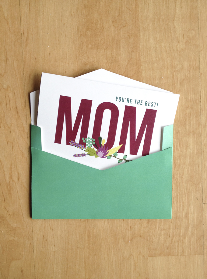 Mothers Day Printables