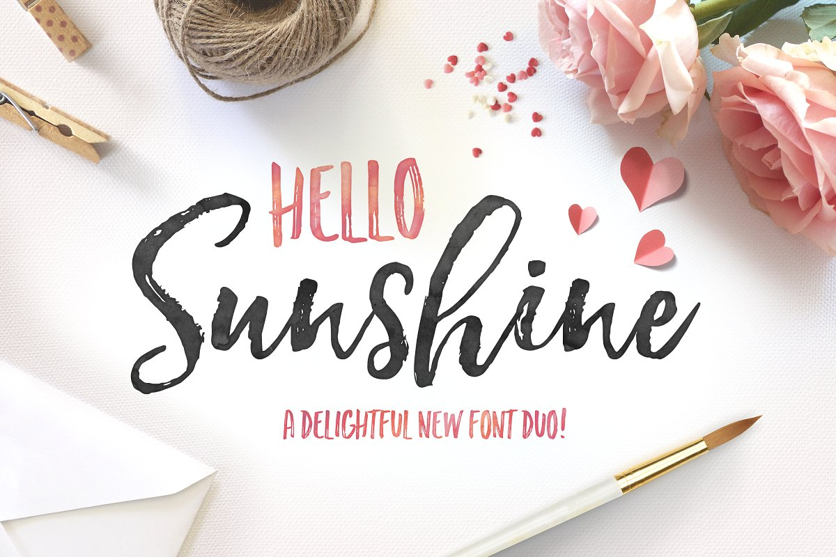 Top 20 Fonts of 2019