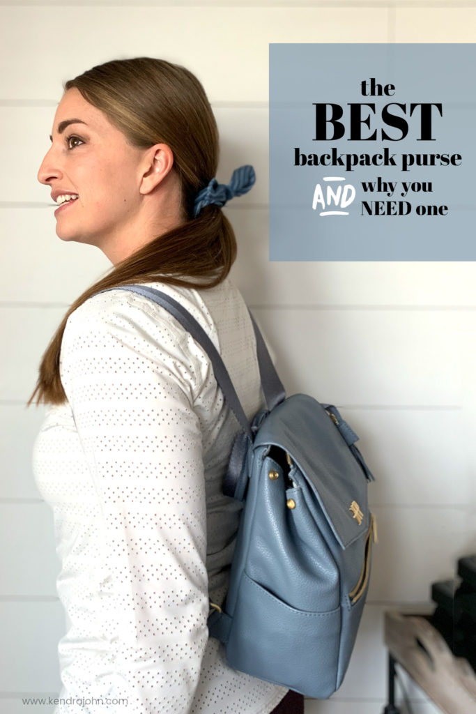 Best Backpack Purse