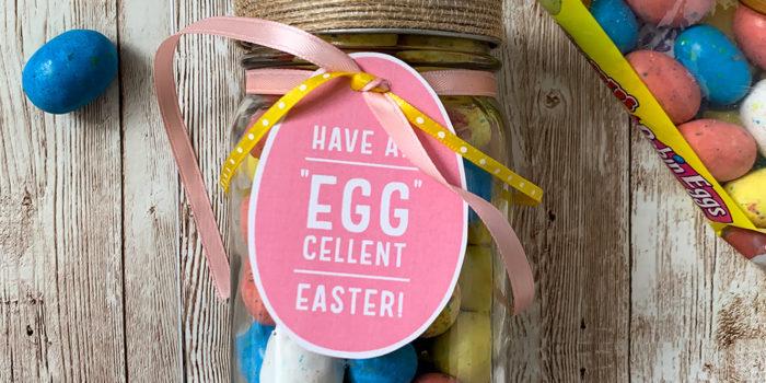 Free Easter Printable Gift Tag